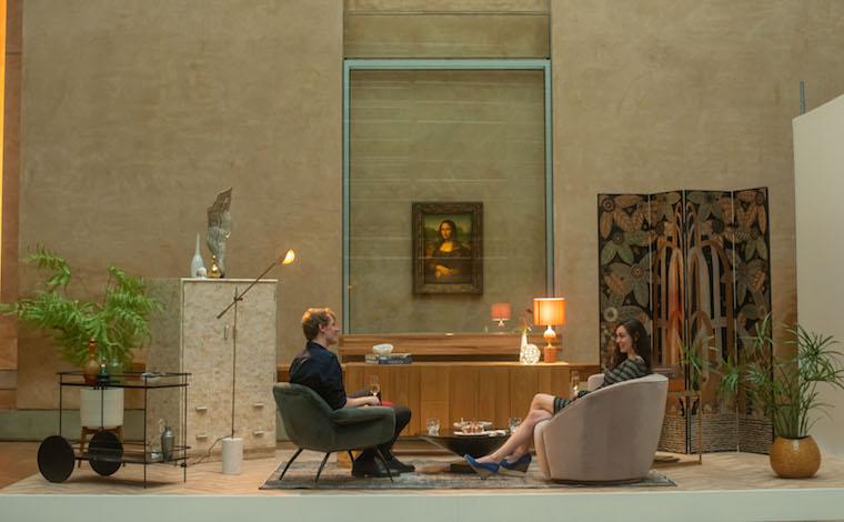 Airbnb squatte le Louvre | www.louvrepourtous.fr